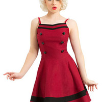 Curtain Call Swing Dress