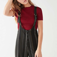 UO Billie Suspender Overall   Urban Outfitters