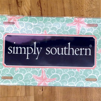 Simply Southern Car Tags