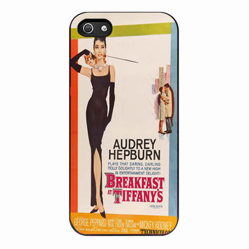 Audrey Hepburn Broadway Musical for Iphone 5 Case *NP*