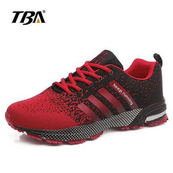 ONETOW 2017 TBA Men 's Sports shoes Light -wearing Breathable Sneakers Lace-Up Running shoes