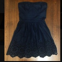 Hollister Eyelet Dress
