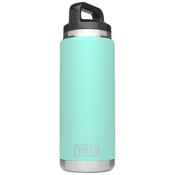YETI Rambler Bottle 26oz Seafoam