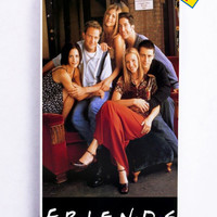 Friends Tv Show for Iphone 5 / 5s Cover Rubber Case