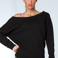 Scoopback Sweatshirt - VS Sport - Victoria's Secret