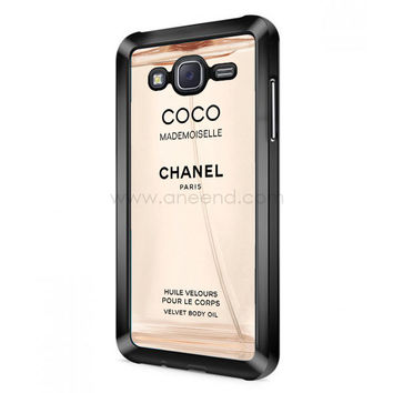 Coco Mademoiselle Chanel Paris Samsung Galaxy J5 (2016) Case  | Aneend.com