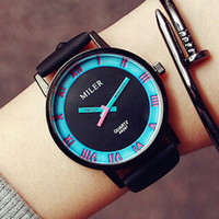 Unisex Casual Simple Watch Gift 489