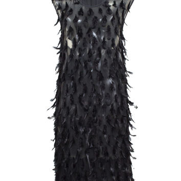 Epoch Dress - Black Raven – Taylor