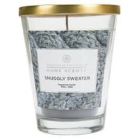 Jar Candle Snuggly Sweater 11.5oz - Home Scents by Chesapeake Bay Candles®