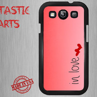 Galaxy S3 Cover, Samsung S3 , Samsung Galaxy S3 Case, Galaxy S3 cover, Galaxy S3 skins, Galaxy S3 Protective Cover, Galaxy S3 - In Love