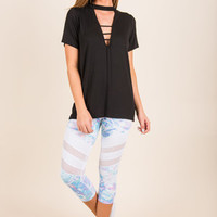 Significant Sass Top, Black