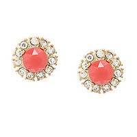 Anna & Ava Abby Stud Earrings
