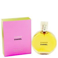 Chance by Chanel Eau De Toilette Spray 1.7 oz