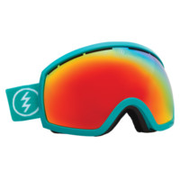 Electric - EG2 Goggles 2014, The Real Teal - Bronze Red Chrome : windw...