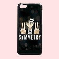 its all about the symmetry death the kid soul eater 2 FOR IPHONE 5C CASE **