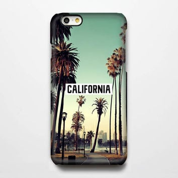 California Love iPhone 6 Plus/6/5S/5C/5/4S/4 Protective Case #289