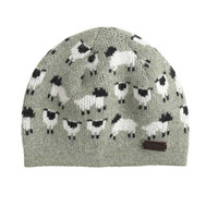 Girls' Barbour® sheep beanie - Barbour - Girl's j.crew in good company - J.Crew