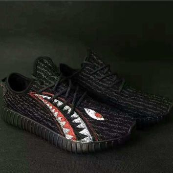 ADIDAS YEEZY shark Trending Fashion Casual Sports Shoes