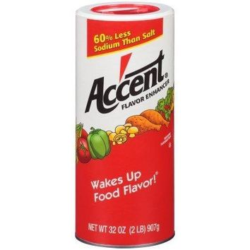 ACCENT FLAVOR ENHANCER 32 OZ