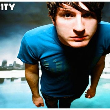 Owl City Adam Young Portrait Poster 11x17