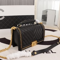 Chane Chanl Double C Women leather Crossbody Bag Handbags with gold silver Chain Evening Crossbody Bag, Designer Shoulder for ladies