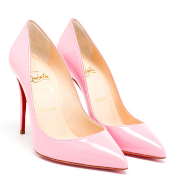 Pigalle Follies Pumps - CHRISTIAN LOUBOUTIN