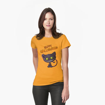 'happy halloween' T-Shirt by PEACE6699