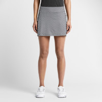 Nike Gingham Flight Women's Golf Skort