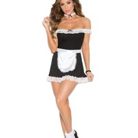 EM9395 Sexy Maid Costume - Elegant Moments