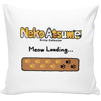 Neko atsume pillow