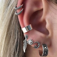 Fearless Earring Set