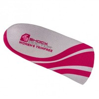 Shock Doctor RE+ White/Pink TrimFree Athletic Insole (7.0-8.5)