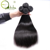 Sterly Straight Hair Bundles Non-Remy 100% Human Hair Bundles Brazilian Hair Weave Bundles Free Shipping