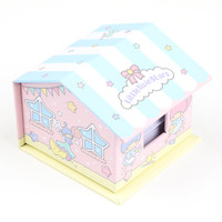 Little Twin Stars Memo & Sticky Notes: Home