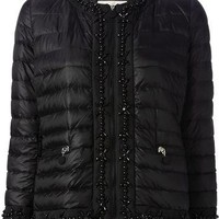 Moncler W Embellished Padded Jacket