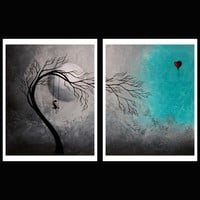 Fantasy Art LE Print Set 11X14 - Heartache and Poetry 53 by Jaime Best
