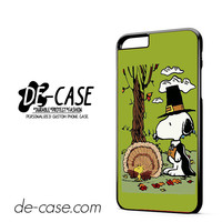 Snoopy Under The Tree DEAL-9776 Apple Phonecase Cover For Iphone 6/ 6S Plus