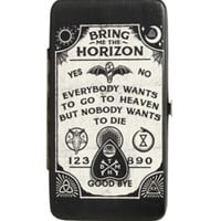 Bring Me The Horizon Spirit Board Hinge Wallet
