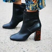 Free People Modern Days Heel Boot
