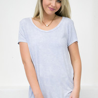 Dear John Vintage Tops | Light Blue