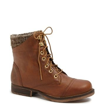 Steve Madden 'Jacksin' Leather Boot