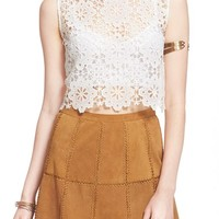 Free People Lace Tank | Nordstrom