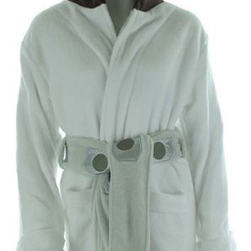 STAR WARS LEIA FLEECE JUNIOR ROBE