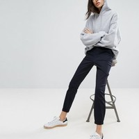 ASOS Skinny Chino Pants with Roll Up