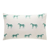 PILLOWHORSE | Pillowcases | Home & Garden | Joules UK