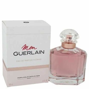 Mon Guerlain Florale by Guerlain Eau De Parfum Spray 3.4 oz (Women)