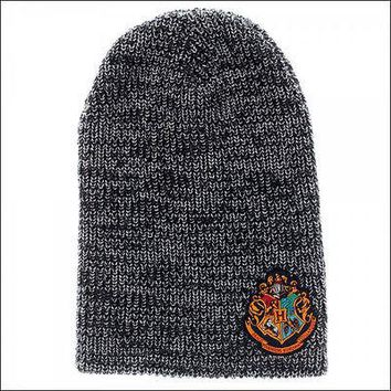 Harry Potter Hogwarts Costume Cosplay Lightweight Roll Slouch Beanie Cap Ski Hat