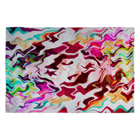 Caleb Troy Melted Graffiti Woven Rug