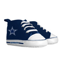 Dallas Cowboys Baby Pre Walker Hightops