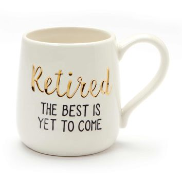 Retired Mug - The Best is Yet to Come